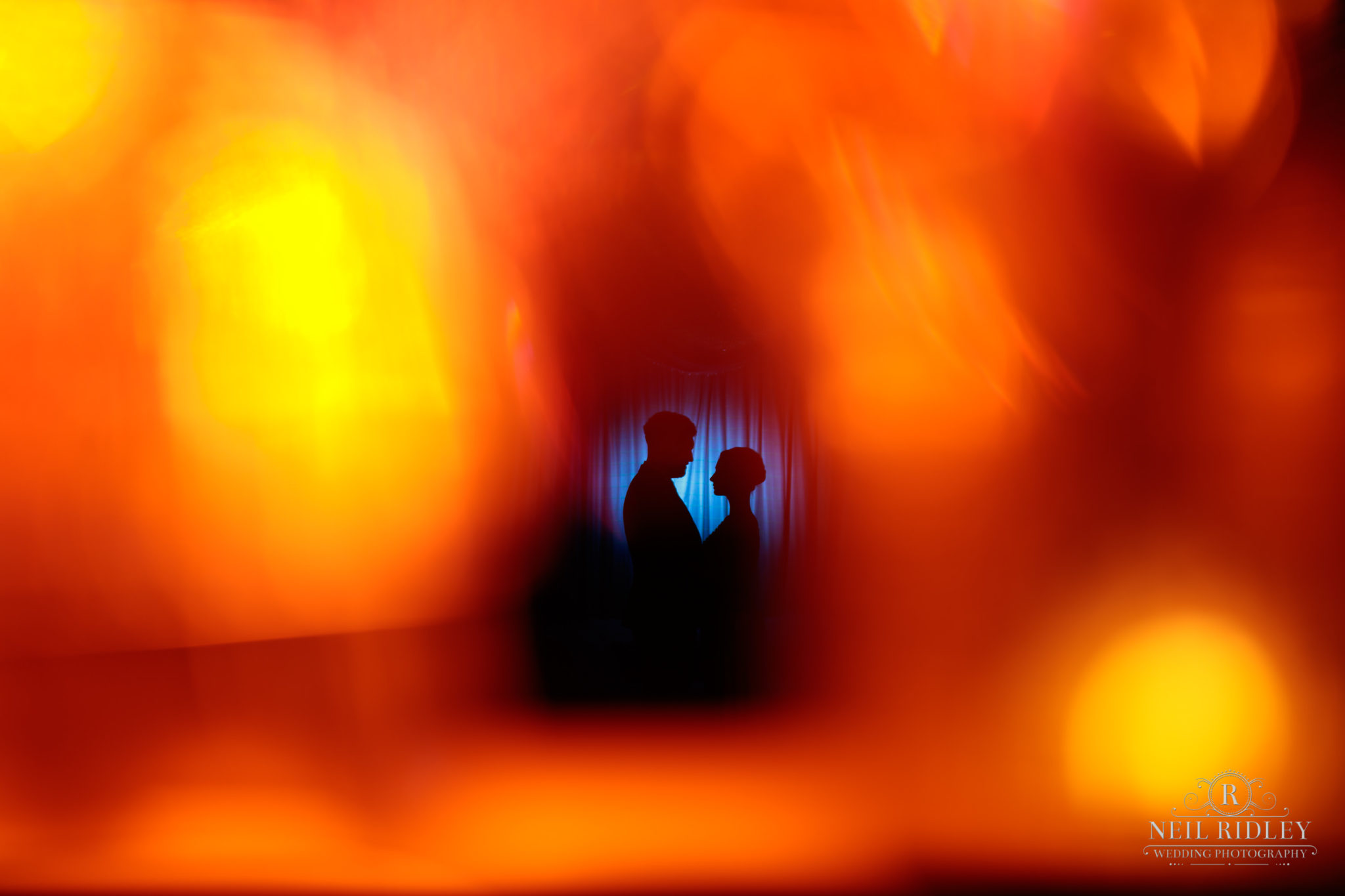 Lancashire Wedding Photographer - Bride and Groom at Eaves Hall