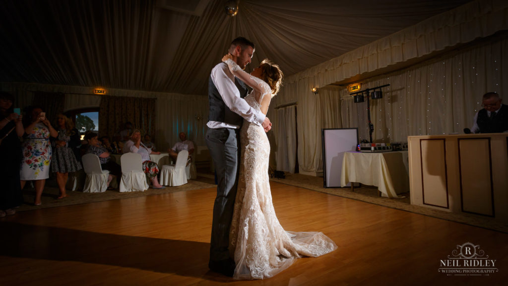 Albright Hussey Wedding Photographer, First Dance