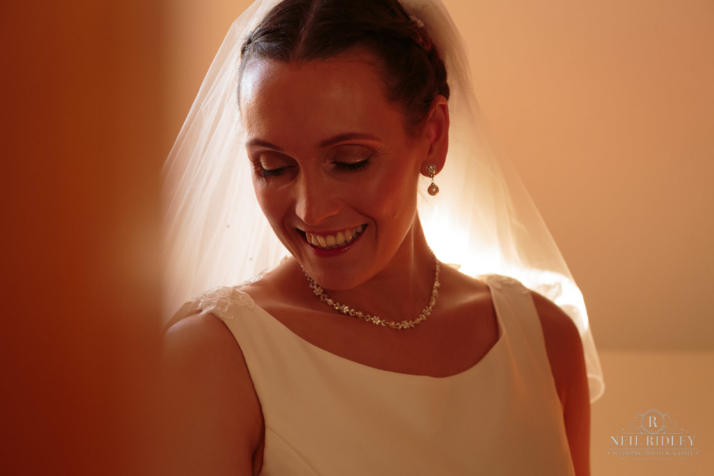Beeston Manor Wedding Photographer - Bride