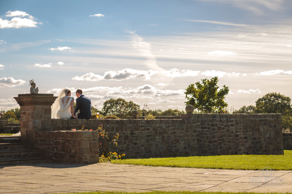 Beeston Manor Wedding Photographer - Quiet Moment