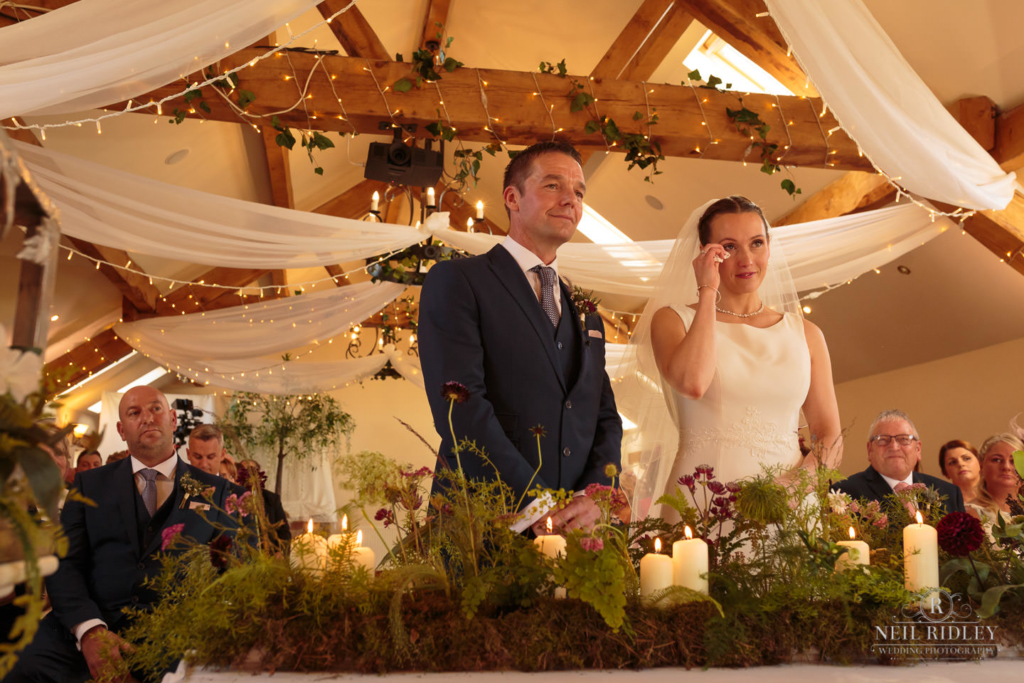 Beeston Manor Wedding Photographer - Bride and Groom