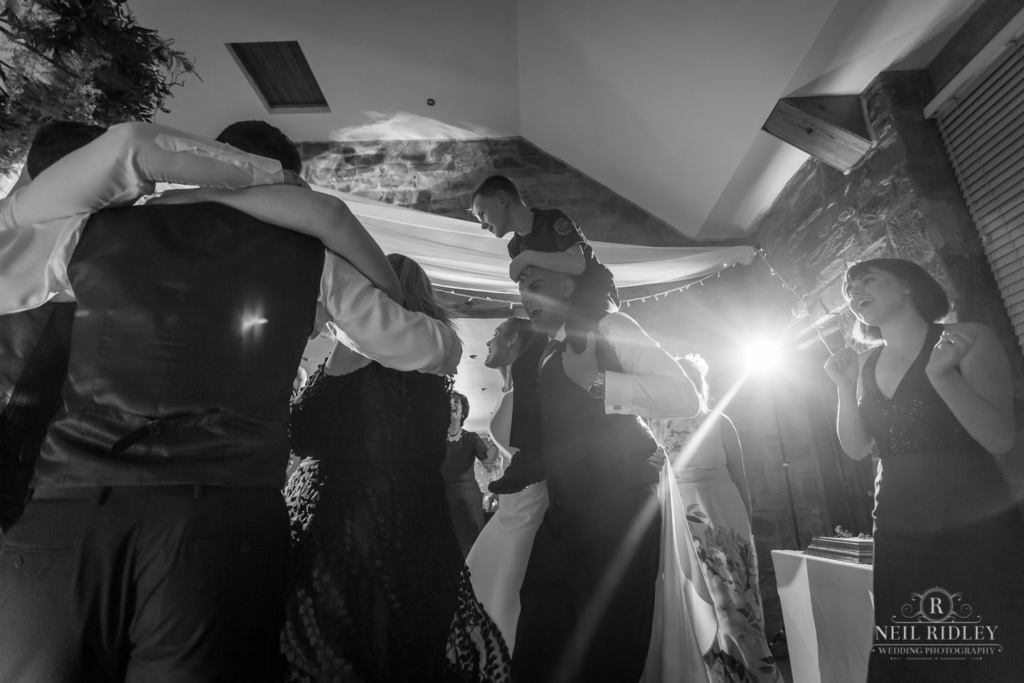 Beeston Manor Wedding Photographer - Party
