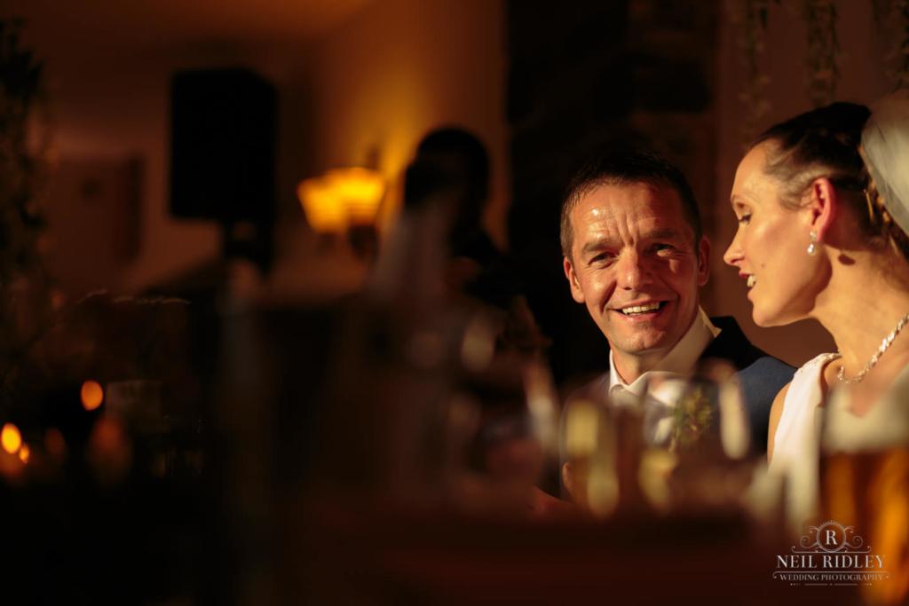 Beeston Manor Wedding Photographer - Top Table