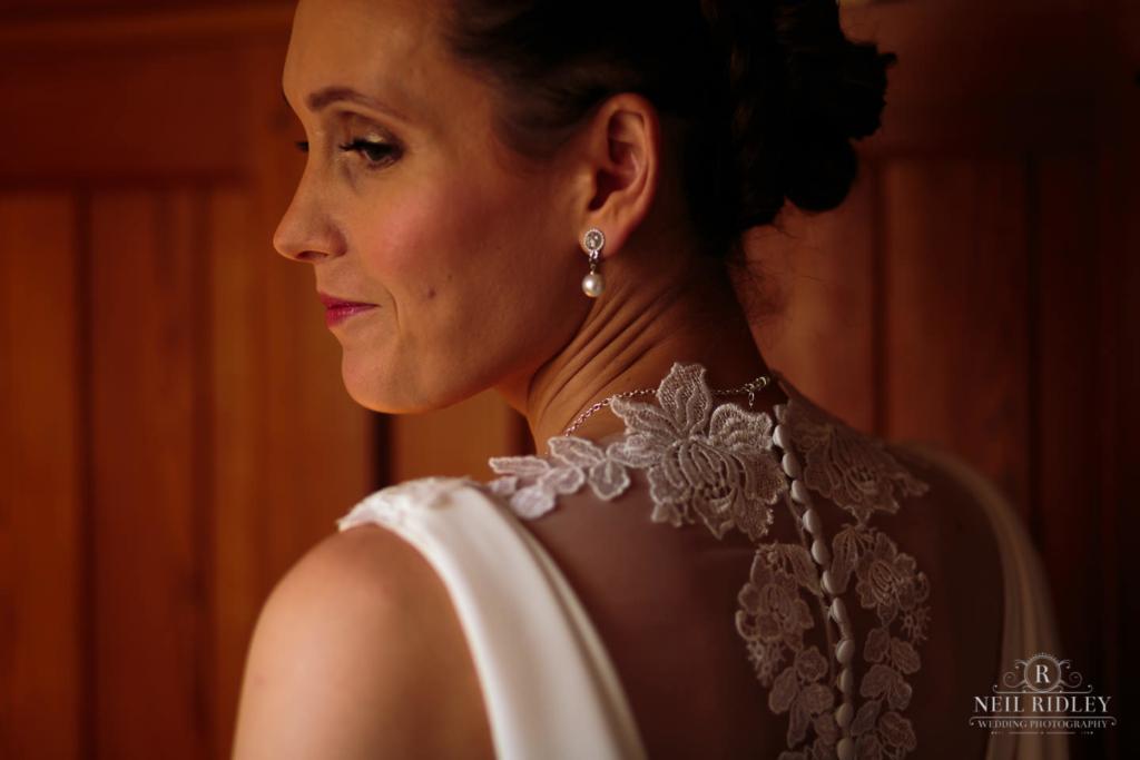 Beeston Manor Wedding Photographer - Bridal Portrait